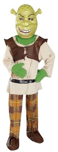 Toddler Shrek Costumes (Deluxe Shrek Costume - Toddler)