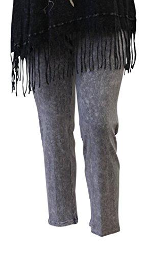 Washed Linen / Cotton Pants - 9