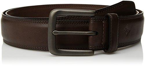 Columbia Men's 1.5 in. Wide Strech Casual Belt, brown, - Belt Inch Casual 1.5 Xl