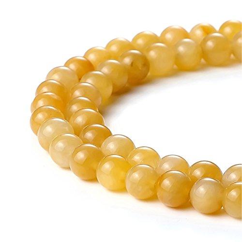 Jade Round Beads - 2