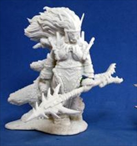 Grim Reaper miniature 77,107 Bones - Svetlana, Frost Giant Princess