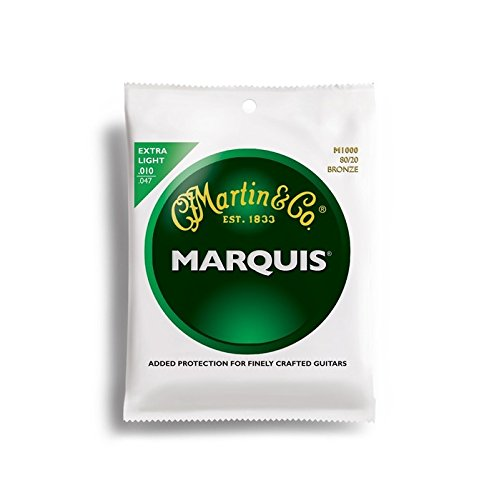 Martin Marquis (Martin Marquis 80/20 Bronze Acoustic Guitar Strings)