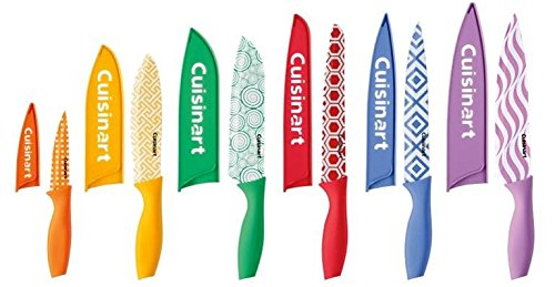 cuisinart knives color - 6