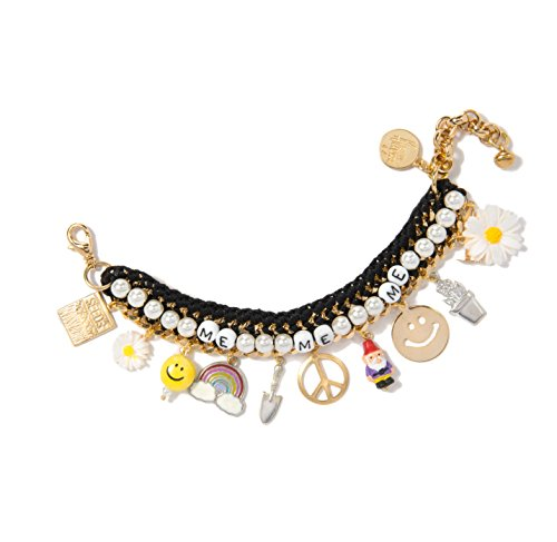 Venessa Arizaga Bracelet Laiton Femme
