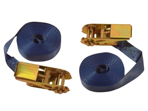 Olympia 5520-25 mm x 5 m de una sola pieza de amarre sin fin (pack de 2)