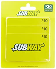 Give the gift of subs! Give them something tasty! Fresh veggies, quality food, affordable prices. With over 30,000 locations across North America, there's always a Subway restaurant nearby.
