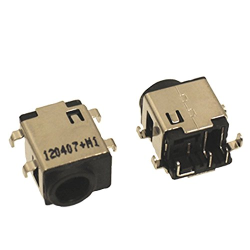 New AC DC Power Jack Plug Socket Connector for Samsung NP300E5X NP350E5C NP350U1A NP300E5C-A0CUS NP300E5C-A08US NP300E5A-A05US NP305E5A-A07US NP305E7A-A02US NP305E7A-A03US NP300E5C-A02US NP300E5C-A04U
