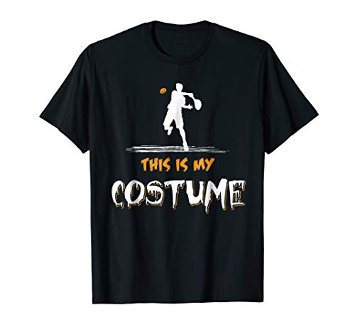 This Is My Tennis Player Costume T-Shirt