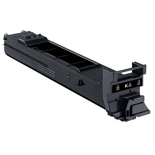 Konica Minolta Magicolor 4650/4690mf/4695mf Black High Capacity Toner 8000 Yield