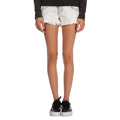 Siwy Jean Shorts (Siwy Women's Camilla- Sea Fairy Denim Short W750BOC- SFY, Size 25)