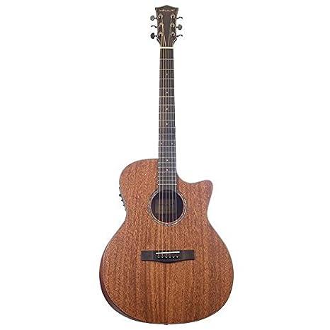 Vault S360TSK Cutaway - Guitarra acústica eléctrica: Amazon.es ...