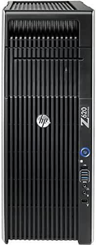 HP E4G02UC Z620 Convertible Mini-tower Workstation - 24 GB RAM - 500 GB HDD - Linux