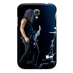 Samsung Galaxy S4 Fwz8130WAPQ Allow Personal Design Attractive Metallica Pictures Protector Hard Phone Cover -SherriFakhry