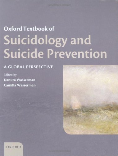 Oxford Textbook of Suicidology and Suicide Prevention Online ; A global perspective by Oxford University Press