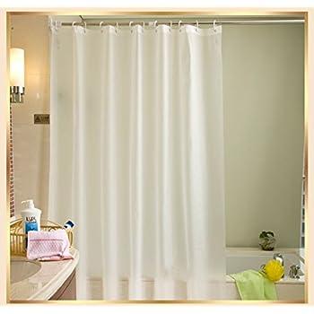 Mildew Resistant Anti Bacterial PEVA Shower Curtain LinerEco Friendly PVC Free