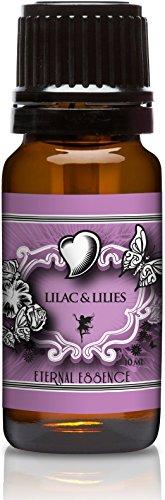 Lilac & Lilies Premium Grade Fragrance Oil - 10ml - Scented Oil
