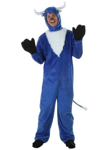 Fun Costumes Blue Ox Costume Standard