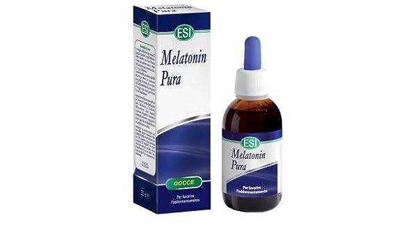 ESI Melatonina Pura Gotas: Amazon.es: Salud y cuidado personal