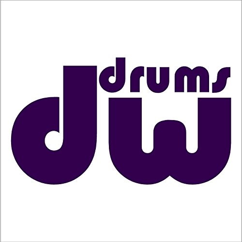 drums window decal - 3