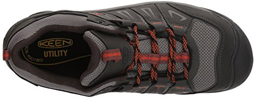 Pictures of KEEN Utility Men's Boulder Low Industrial Shoe 1018654 2