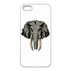 fashion case Custom High Quality WUCHAOGUI cell phone case cover Animal Elephant Pattern protective case cover For Apple E6G4sjv3a1Kw iphone 4s case covers - case cover-17