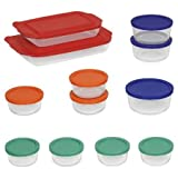 Pyrex Bake-n-Store 24-pc Set offers