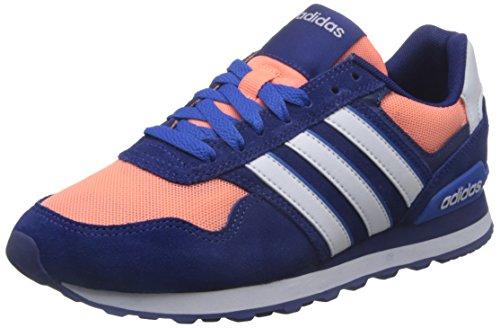Adidas 10k W - Scarpe Sportive - Le Donne Multicolori (tinuni / Ftwbla / Brisol)