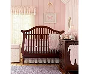 Amazon Com Wendy Bellissimo Butterfly Love Crib Bedding