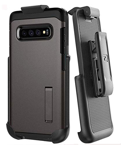 (Encased Belt Clip for Spigen Tough Armor - Samsung Galaxy S10 Plus (Holster only - case is not)