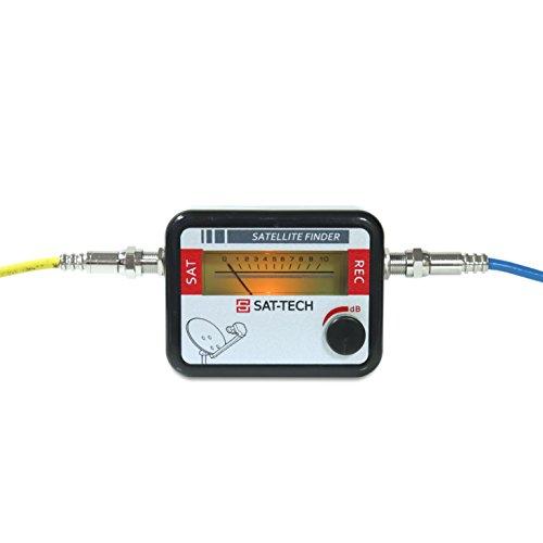 SAT-TECH Satellite Signal Level Meter for Dish Network