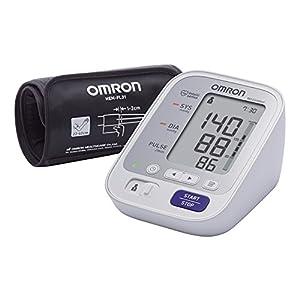 OMRON M2 Basic - Tensiómetro de brazo digital 20
