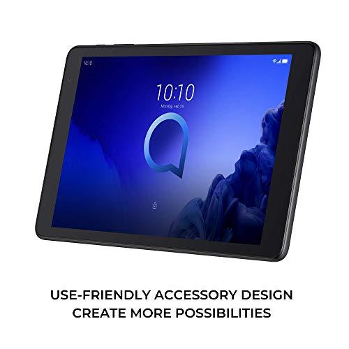 Alcatel 3T10 (10 inch, RAM 3 GB, ROM 32 GB, Wi-Fi + 4G LTE + Voice Calling), Prime Black