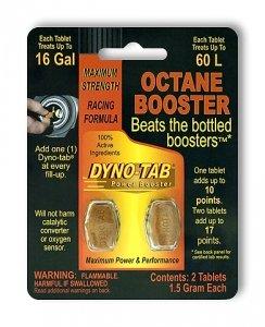 Dyno-Tab HP Octane Booster 2-tab Card
