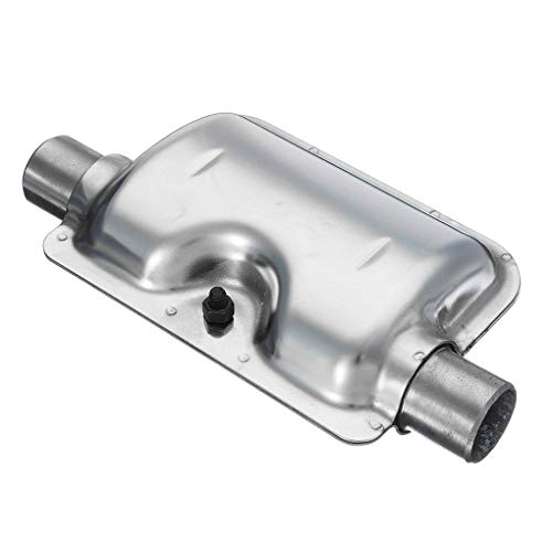 (Idyandyans 24mm Diesel Heater Exhaust Muffler Pipe Silencer Clamps Bracket Compatible for Ebespacher)