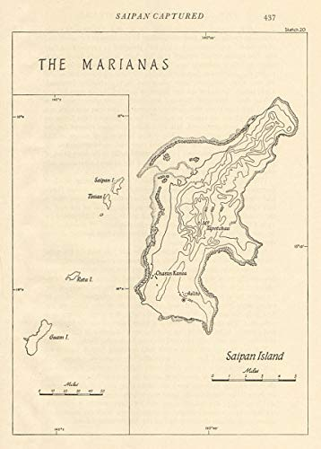 Amazon.com: Marianas April-July 1944. World War 2. Saipan ... on papeete map, battle of midway map, peleliu map, micronesia map, iwo jima map, tinian map, pago pago, guam map, tarawa atoll, mariana islands map, coral sea map, marshall islands map, malta map, midway atoll, wake island, philippines map, guadalcanal map, palau map, tarawa map, battle of guam, pohnpei map, sipan island map, pacific war, saipan international airport, howland island, northern mariana islands, taiohae map, larry hillblom, pago pago map, battle of saipan, yap map,