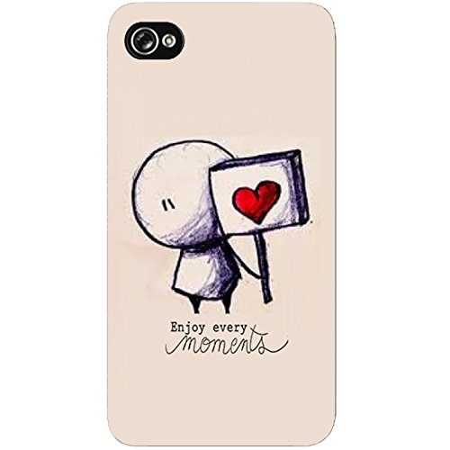 Coque Apple Iphone 4-4s - Moments Amour