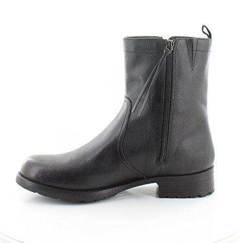 DKNY Women's Naoishe Faux Fur Lined Booties, Black, 6 B(M) - Boots Black Dkny