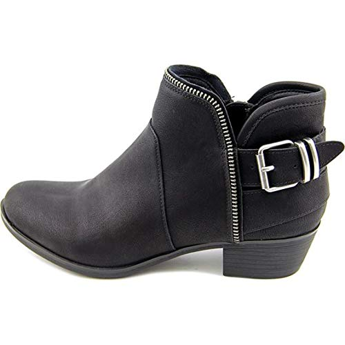 American Rag Womens Aedee Closed Toe Ankle Fashion Boots, Black, Size 8.0