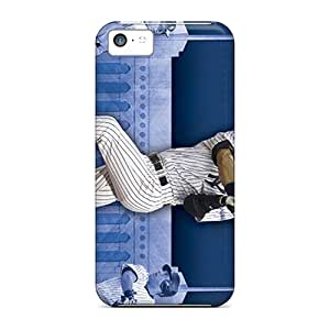 New New York Yankees Tpu Skin Case Compatible With Iphone 5c