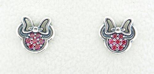 Pandora Orecchini 290580 CZR Disney, Sparkling Minnie: Amazon.it ...
