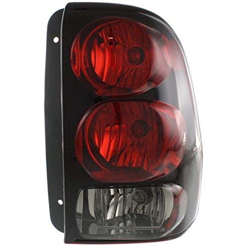 02-05 CHEVY CHEVROLET TRAILBLAZER EXT TAIL LIGHT RH (PASSENGER SIDE) SUV (2002 02 2003 03 2004 04 2005 05) 3351904RAS 15097514