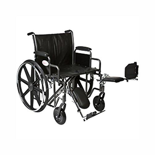 Roscoe Medical K72218Dhrel Wheelchair Desk Length