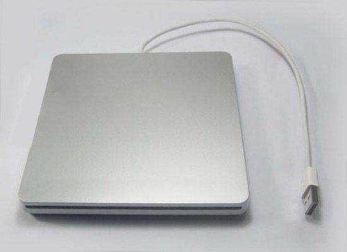 External USB DVD+RW, RW Super Drive for Apple MacBook Air, Pro, iMac, Mac OS, Mac mini