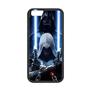 iPhone 6 Plus 5.5 Inch Cell Phone Case Black Star Wars Xdkj