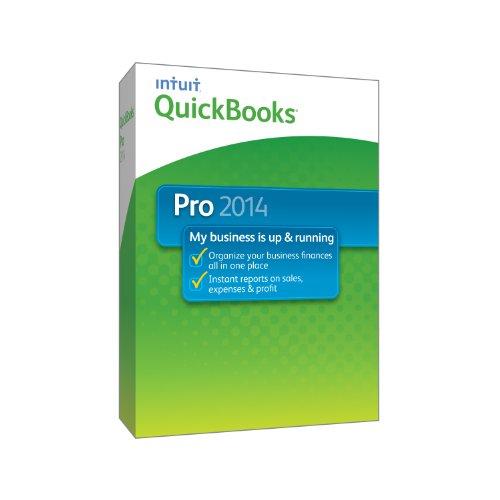 Intuit 421318 Quickbooks Pro 2014