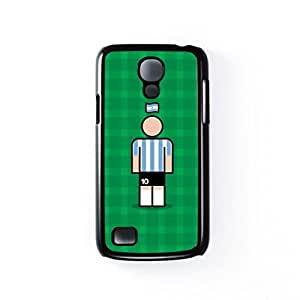 Argentina 10 Black Hard Plastic Case for Samsung? Galaxy S4 Mini by Blunt Football International + FREE Crystal Clear Screen Protector
