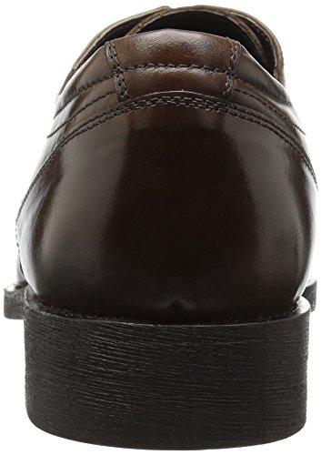 Giorgio Brutini Hombre Fillmore Slip-on Loafer Dark Brown