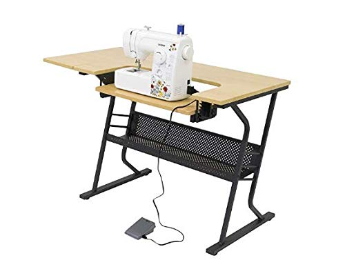 Studio Designs Eclipse Sewing Machine Table Model 13367 by Anbeaut