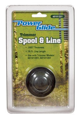 """""""power Glide"""" Cordless Trimmer Spool &line 0.065""""x10"""""""