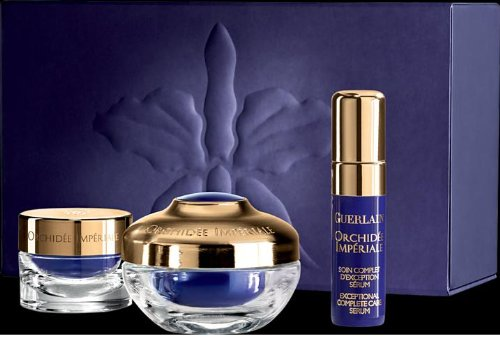 Guerlain Orchidee Imperiale Ritual Discovery Set New in Box